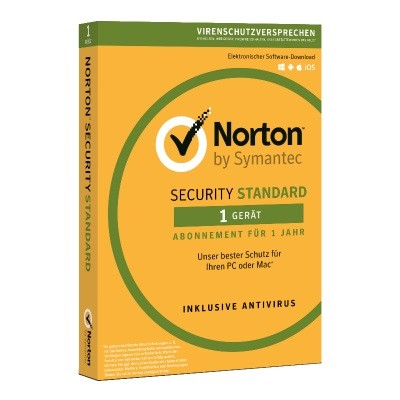 Symantec Norton Security Standard 2019