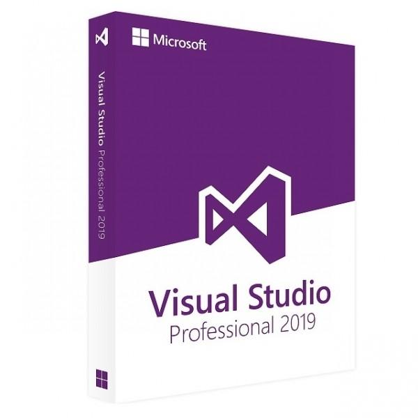 Microsoft Visual Studio Pro 2019