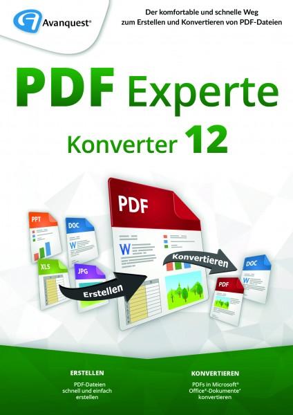 Convertisseur PDF Expert 12