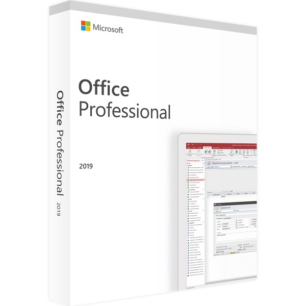 Office 2019 Professionnel