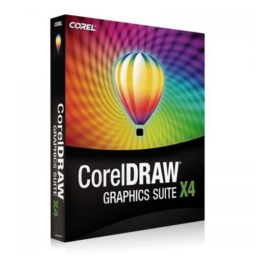 CorelDraw Graphics Suite X4 Version complète