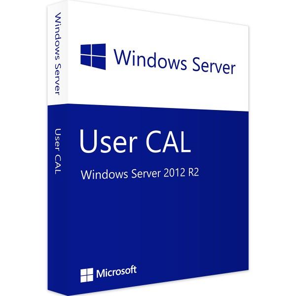 Windows Server 2012 R2 - 10 User CALs