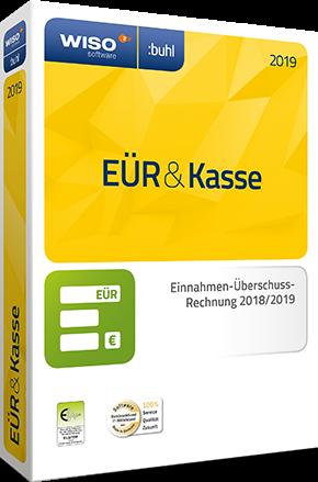 WISO EÜR & Kasse 2019
