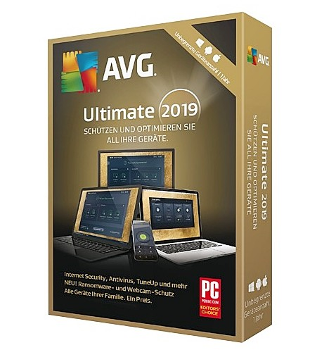 AVG Ultimate 2019