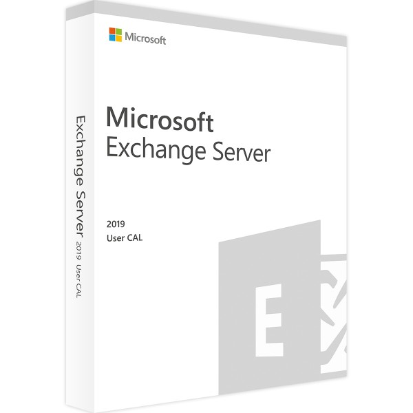 Microsoft Exchange Server 2019 Standard 1 User CAL