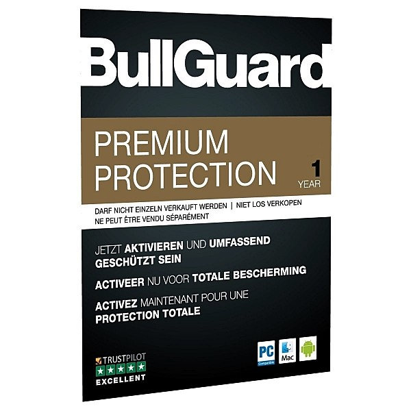 BullGuard Premium Protection 2019